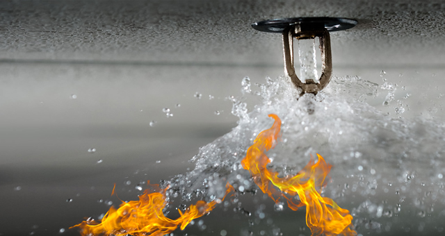 Water Extinguishing Systems