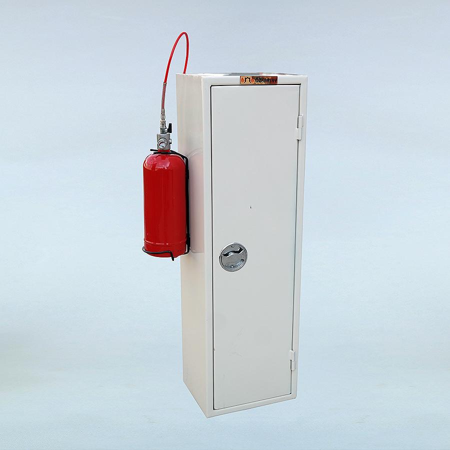 1 Kg. FM200 (HFC-227ea) Pano Tipi Otomatik Söndürme Sistemi