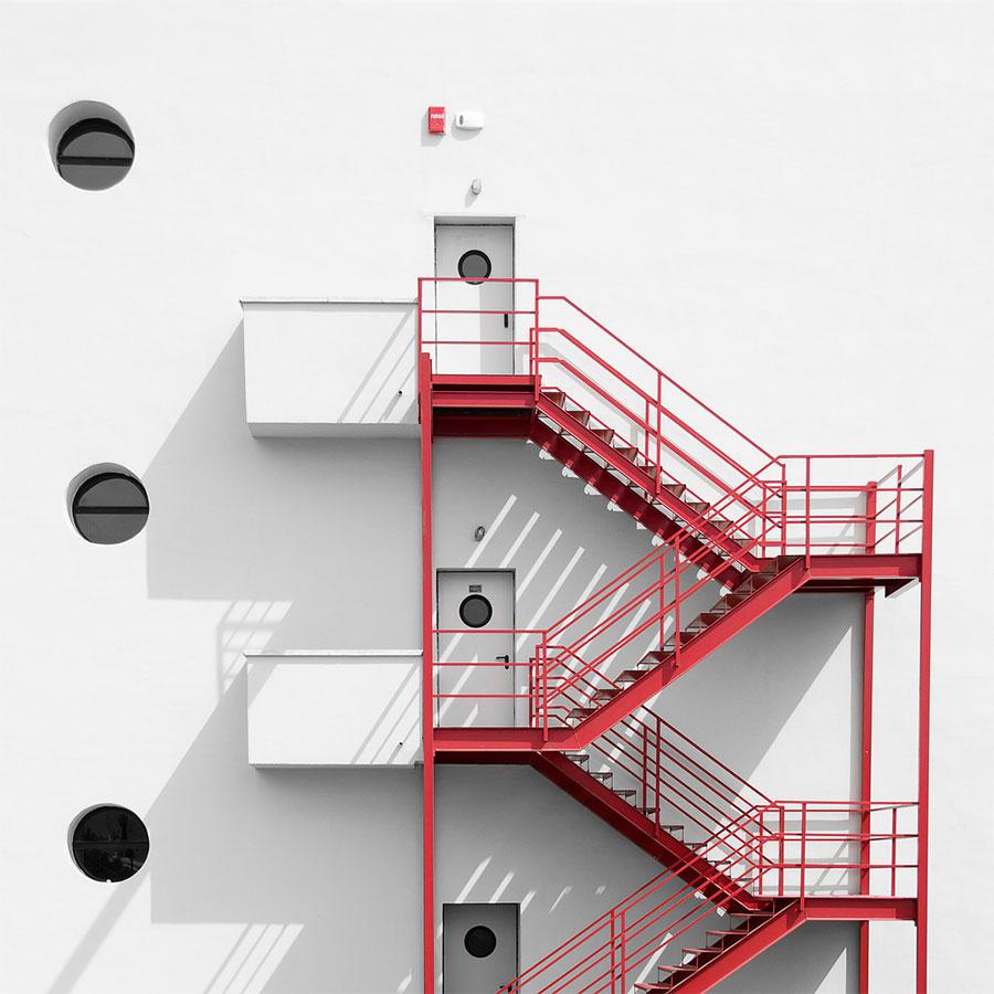 Yangın Merdiveni Çeşitleri